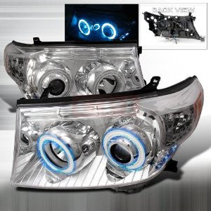 Land 2008-2009 Land Crusier Ccfl Projector Head Lamps/ Headlights H.L-j