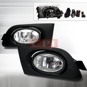 HONDA 2001-2003 HONDA CIVIC oem style FOG LIGHTS/ LAMPS   1 SET RH & LH 2001,2002,2003