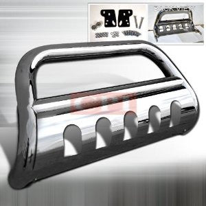 DODGE 1994-2002 DODGE RAM STAIN LESS STEEL BULL BAR PERFORMANCE 1994,1995,1996,1997,1998,1999,2000,2001,2002
