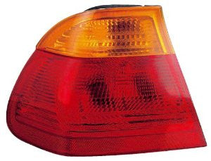 Bmw 3 Series E46 99-04 Tail Light  Sdn Outer (Red/Amber) Rh Tail Lamp Passenger Side Rh