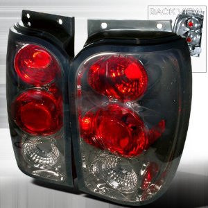 FORD 1998-2001 FORD EXPLORER TAIL LIGHTS /LAMPS-EURO STYLE 1 SET RH&LH PERFORMANCE 1998,1999,2000,2001