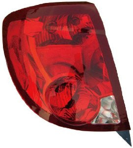 Saturn ION 2D 03-07 Tail Light  Tail Lamp Passenger Side Rh