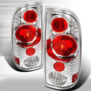 Ford 1997-2003 Ford F150 Tail Lights /Lamps - Version 2 Euro 1 Set Rh&Lh Performance 1997,1998,1999,2000,2001,2002,2003-p