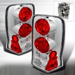 CADILLAC 02-05 CADILLAC ESCALADE TAIL LIGHTS PERFORMANCE 1 SET RH & LH 2002,2003,2004