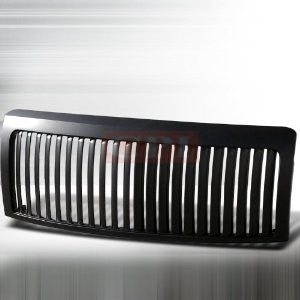 Ford F150 09-10 Ford F150 Black Vertical Grill