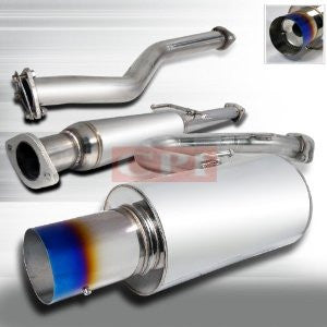 "SCION 05-10 TC CATBACK EXHAUST SYSTEM 2.5"" PIPING PERFORMANCE 1 PC 2005,2006,2007,2008,2009,2010"