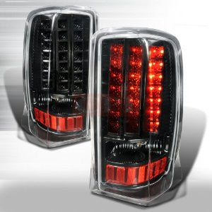 CADILLAC 2002-2004 CADILLAC ESCALADE LED TAIL LIGHTS /LAMPS 1 SET RH&LH PERFORMANCE 2002,2003,2004