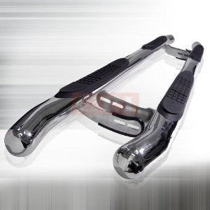 Toyota 2001-2007 Toyota Highlander Side Step Nerf Bar PERFORMANCE