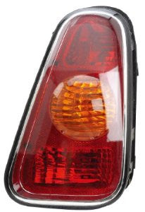 Mini   Cooper  H/B 02-06 Tail Light   Lh W/O Bulb&Socket&Gaskets Tail Lamp Driver Side Lh