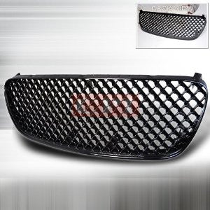 NISSAN 02-03 NISSAN MAXIMA - BLACK MESH GRILLE - RS PERFORMANCE 2002,2003