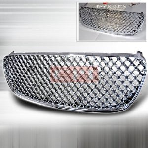 NISSAN 02-03 NISSAN MAXIMA - CHROME MESH GRILLE - RS PERFORMANCE 2002,2003