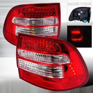 PORSCHE 2003-2006 PORSCHE CAYENNE LED TAIL LIGHTS /LAMPS 1 SET RH&LH PERFORMANCE 2003,2004,2005,2006