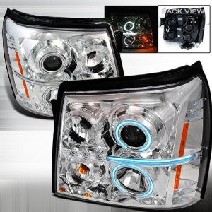 Cadillac 2002-2006 Cadillac Escalade Ccfl Projector Head Lamps/ Headlights