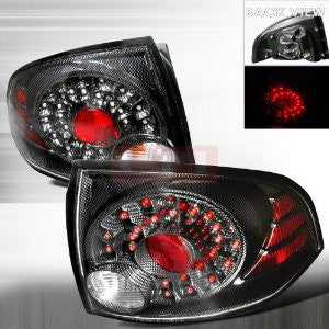 Nissan 2004-2005 Nissan Sentra Led Tail Lights /Lamps Euro 1 Set Rh&Lh Performance 2004,2005-s