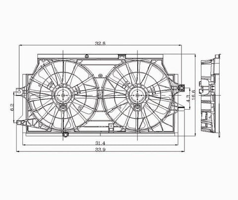 buick rendezvous parts diagram radiator fan wiring block diagram Buick Rendezvous Belt replacement aftermarket auto parts tagged \\\