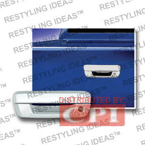 Isuzu 2006-2008 Truck Chrome Tailgate Handle Cover Performance