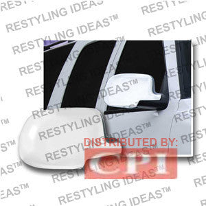 Gmc 1999-2006 Sierra Chrome Mirror Cover Performance