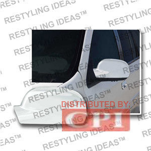Gmc 2002-2009 Envoy Chrome Mirror Cover Performance
