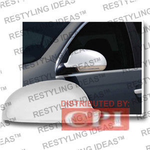 Volkswagen 2006-2008 Rabbit Chrome Mirror Cover Performance