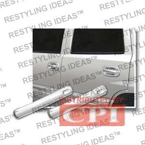 Gmc 1999-2006 Sierra Chrome Door Handle Cover 4D Lever Only Performance