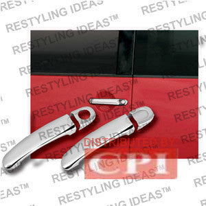 Volkswagen 2003-2008 Beetle Chrome Door Handle Cover 2D No Passenger Side Keyhole Performance