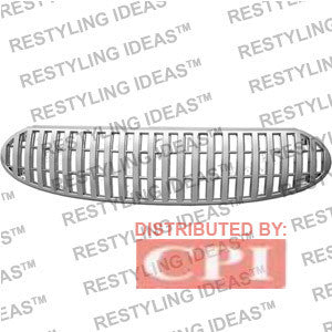 Buick 2002-2007 Buick Rendezvous Chrome Vertical Bar Abs Grille Performance