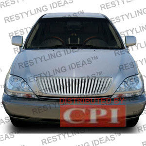 Lexus 1998-2003 Lexus Rx300 Chrome Vertical Bar Abs Grille Performance