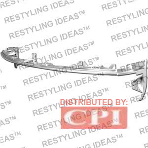 Chevrolet 1988-1998 Chevrolet C/K Pick Up Chrome Bumper Panel Filler Abs Grille Performance