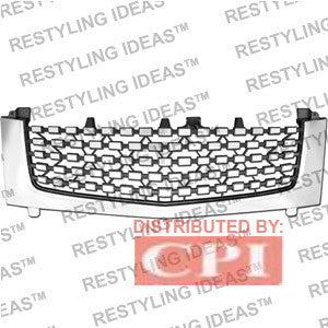 Cadillac 2002-2006 Cadillac Escalade Chrome Dna Abs Grille Performance