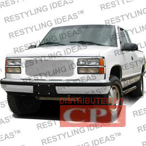 Gmc 1988-1998 Gmc C/K Chrome Denali Abs Grille Performance