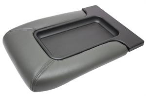Console Lid Dark Gray 1999-2006 Chevy GMC Pick up Truck / SUV