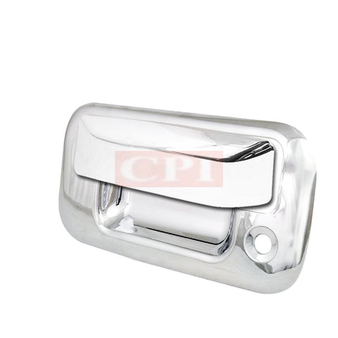 Ford 07-10 Ford Explorer Tail Gate Handle Chrome - Sport Trac Only