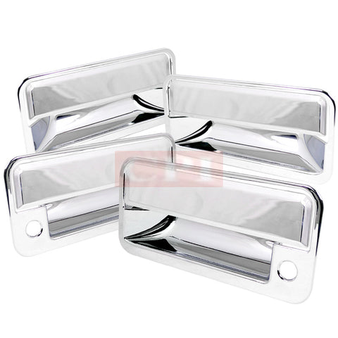 Gmc  92-99 Gmc  Suburban  Door Handle Chrome - 4 Door