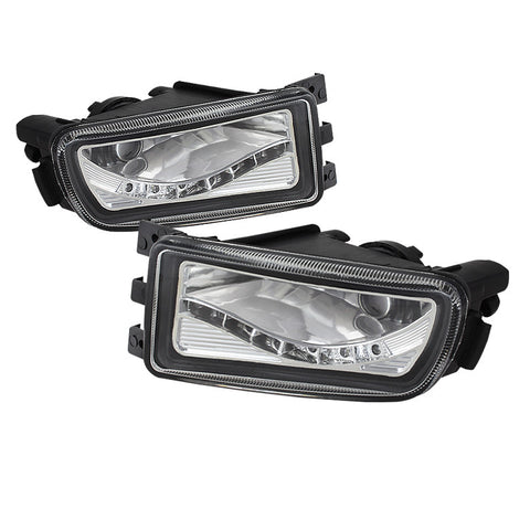 98-05 Lexus GS300/400/430 LED Fog Lights (No Switch) - Clear
