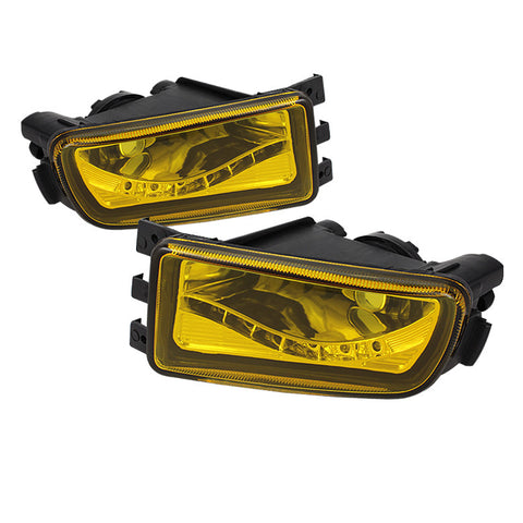 98-05 Lexus GS300/400/430 LED Fog Lights (No Switch) - Yellow