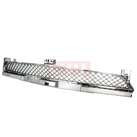 DODGE 11-12 DODGE CHARGER LOWER MESH GRILLE CHROME    2011,2012