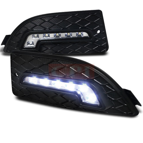 ACURA  05-06 ACURA  RSX  LED DAYTIME RUNNING LIGHT FOG LIGHT COVER    PERFORMANCE  2005,2006