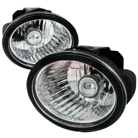 Nissan  02-04 Nissan  Altima  Fog Light Kit Clear Lens