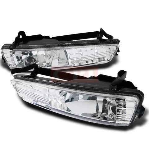 HYUNDAI  06-11 HYUNDAI  ACCENT  FOGLIGHTS CLEAR    PERFORMANCE 1 SET RH & LH  2006,2007,2008,2009,2010, 2011