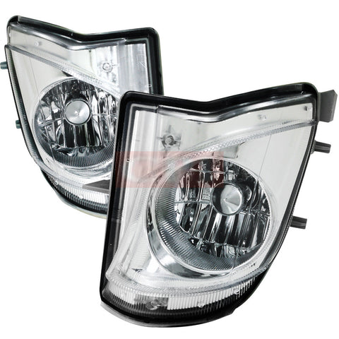 Lexus  06-09 Lexus  Is250 Fog Light Kit Clear Lens