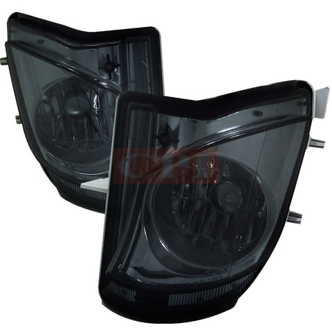 Lexus  06-09 Lexus  Is250 Fog Light Kit Smoke Lens