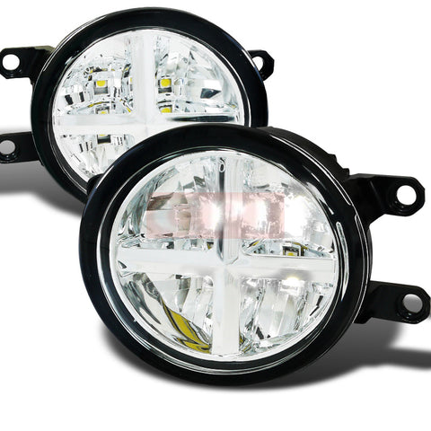 Lexus  08-13 Lexus  Lx570 Led Fog Lights