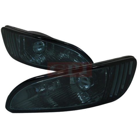 Lexus  04-06 Lexus  Rx330  Fog Light Kit Smoke Lens