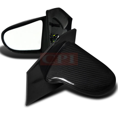 HONDA  02-05 HONDA  CIVIC  SPOON STYLE MIRROR CARBON FIBER    PERFORMANCE   2002,2003,2004,2005