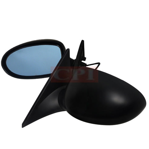 99-02 Bmw E46 2D Euro Power Fold Mirrors