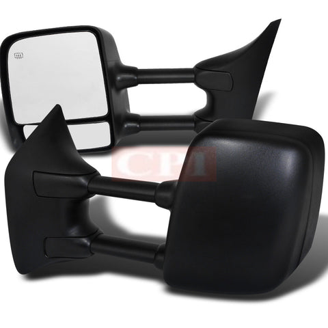 Nissan  04-07 Nissan  Titan  Heated Towing Mirrors- Power