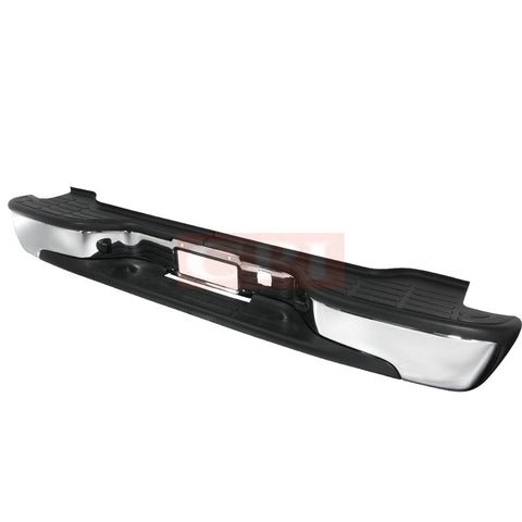 Chevy  00-06 Chevy  Suburban  Rear Bumper Step Chrome