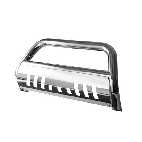 "Jeep Commander 06-09 3"" Stainless T-304 Grille Bull Bar - Chrome"