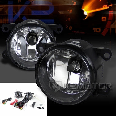SUBARU 11-14 SUBARU WRX FOGLIGHTS CLEAR WITH WIRING     2011,2012,2013,2014
