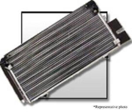Ford 95-97 Ford Crown Victoria/Lincoln Town Car Ac Condenser (Serp) (1) Pc Replacement 1995,1996,1997